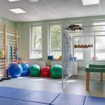CM Klara – sala do rehabilitacji